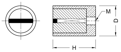 Two Pole Assembly Schematic